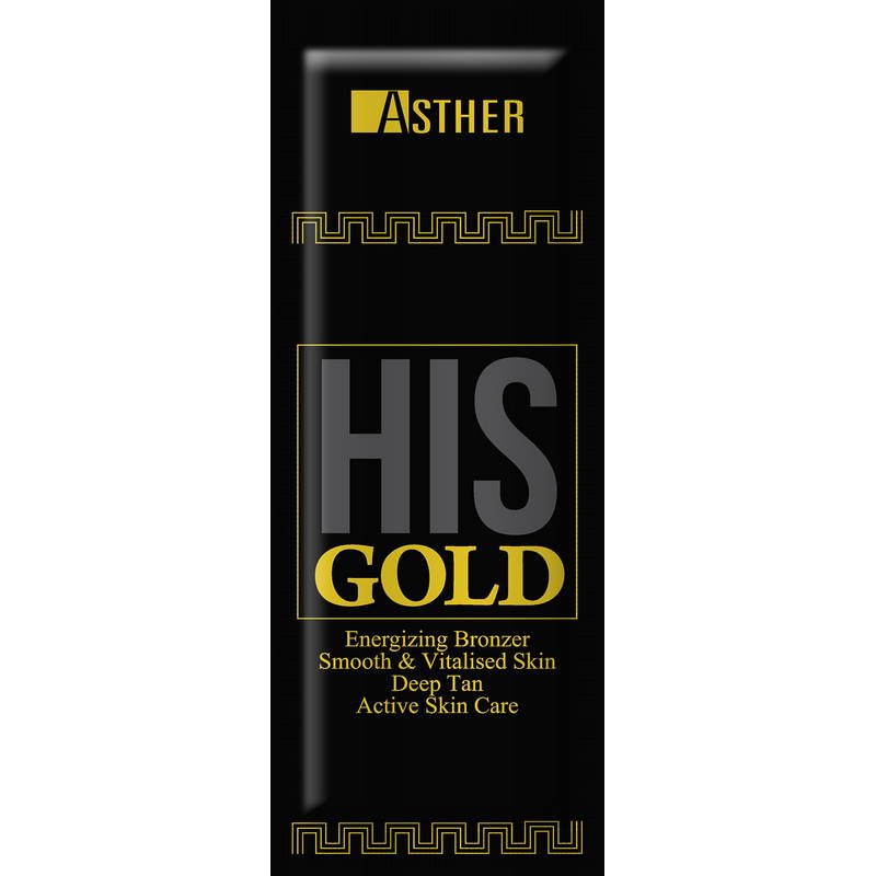 Крем для солярия Asther His Gold 15мл