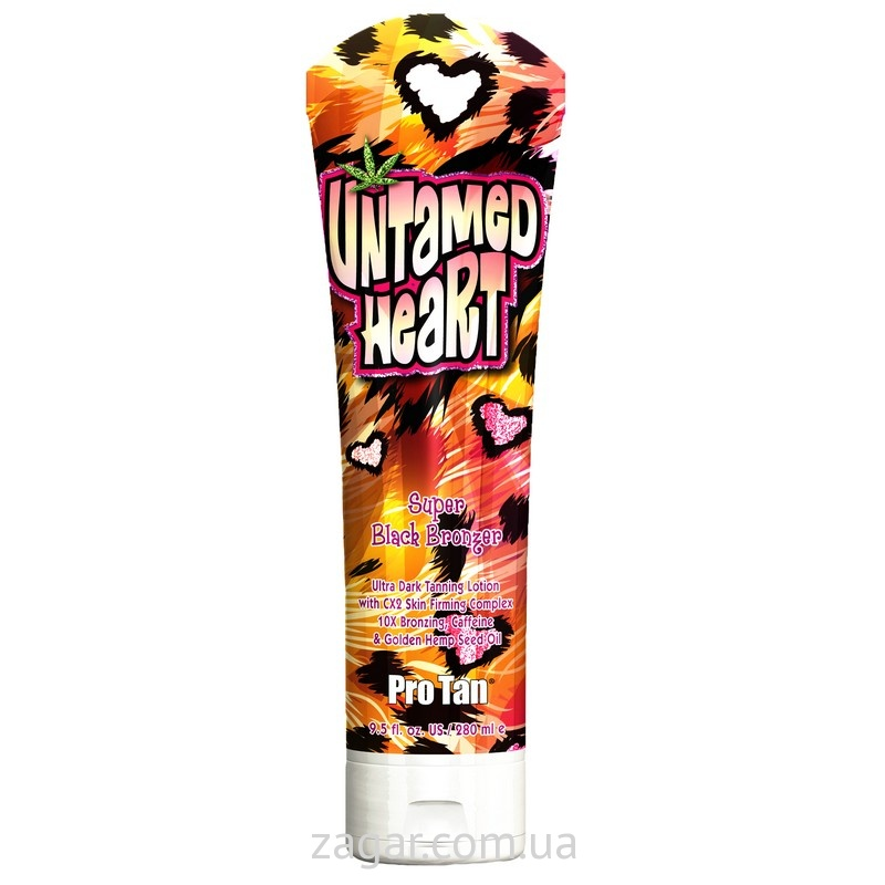 Крем для солярия Pro Tan Untamed Heart 280ml