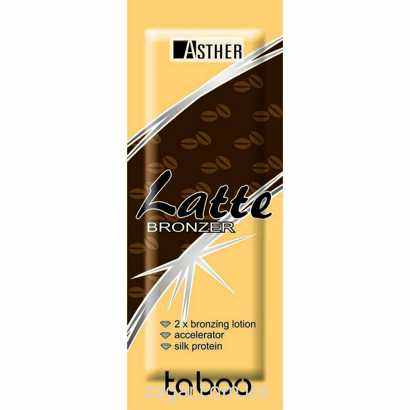 Крем для солярия Asther Latte Bronzer 15ml