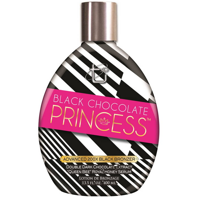 Крем для солярия Tan Inc Black Chocolate Princess 200X 400 мл