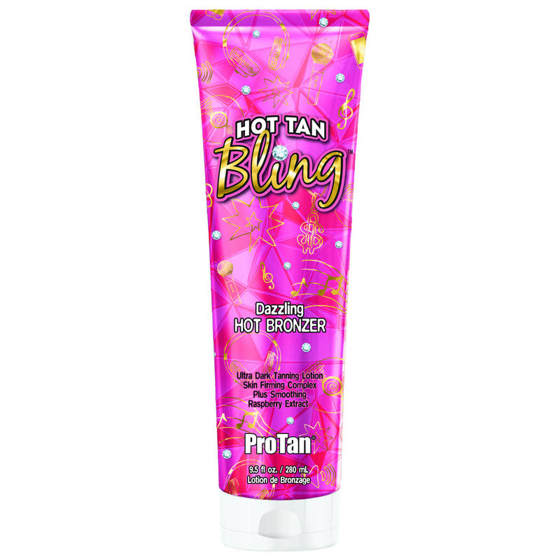 Крем для солярия Pro Tan Hot Tan Bling 280 мл
