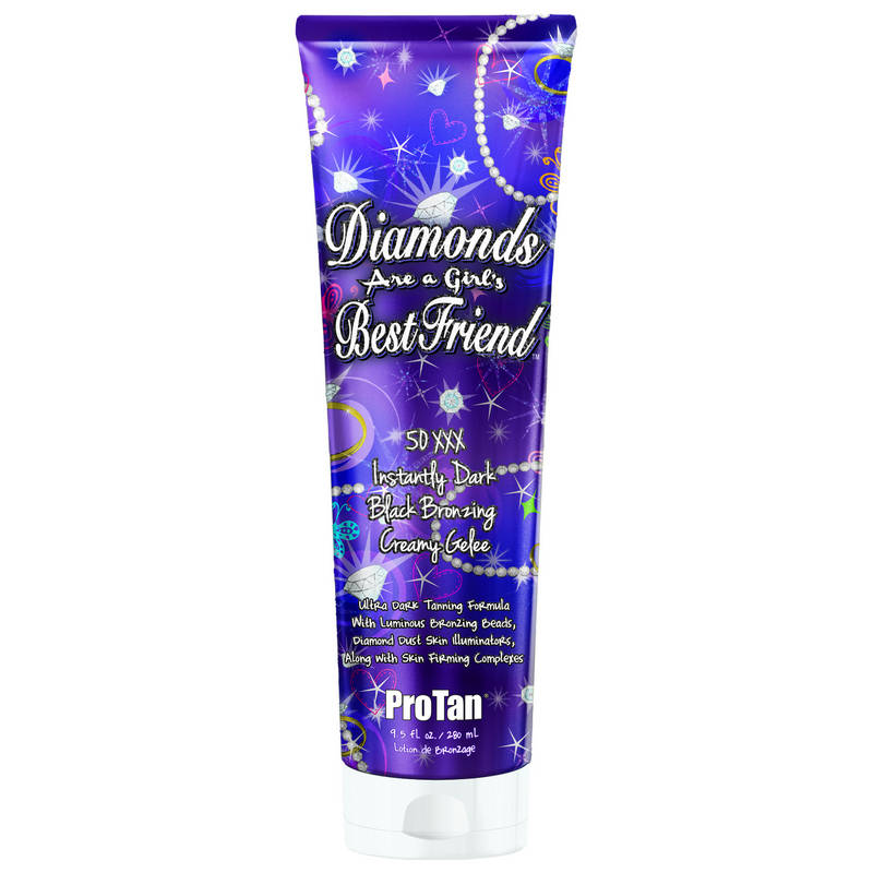 Крем для солярия Pro Tan Diamonds Are A Girls Best Friend 280 мл