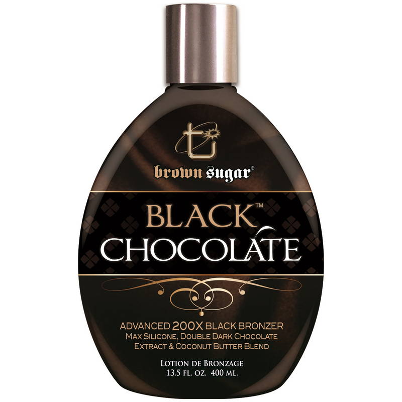 Крем для солярия Tan Inc Black Chocolate 200X 400 мл