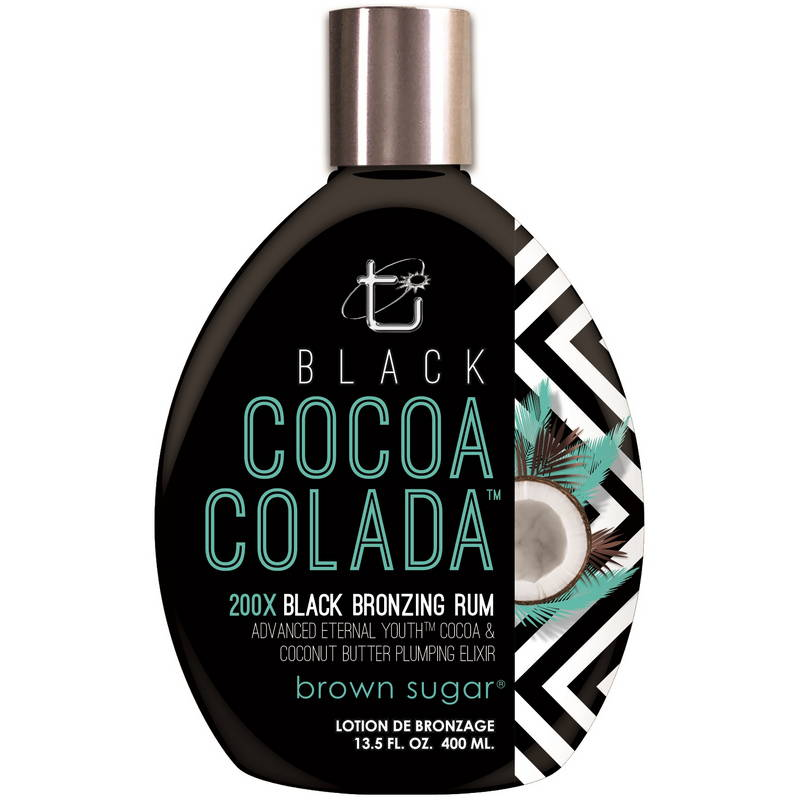 Крем для солярия Tan Inc Black Cocoa Colada 200X 400 мл
