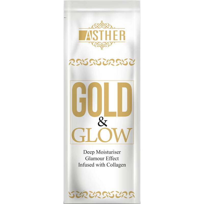 Закрепитель загара Asther Gold&Glow 15 мл